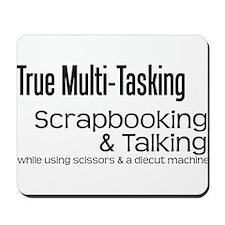 True Multi Tasking Mousepad