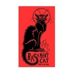 Basement Cat Wants ur Soul - Sticker