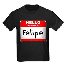 Hello my name is Felipe T