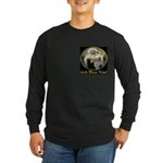 Mary & Child Jesus Long Sleeve Dark T-Shirt