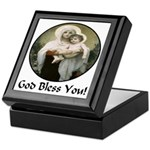 Mary & Child Jesus Keepsake Box