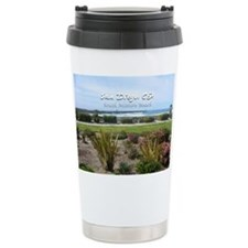 South Mission Beach Ceramic Travel Mug