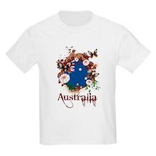 Butterfly Australia T-Shirt