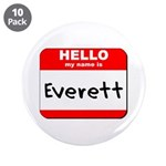 Hello my name is Everett 3.5