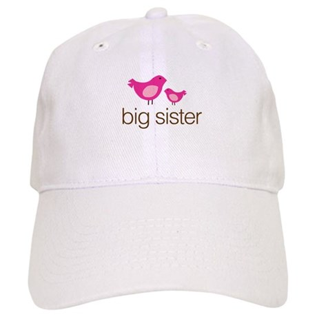 matching big sister t-shirt birdie Cap