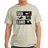 'God's Sea Air Land' T-Shirt