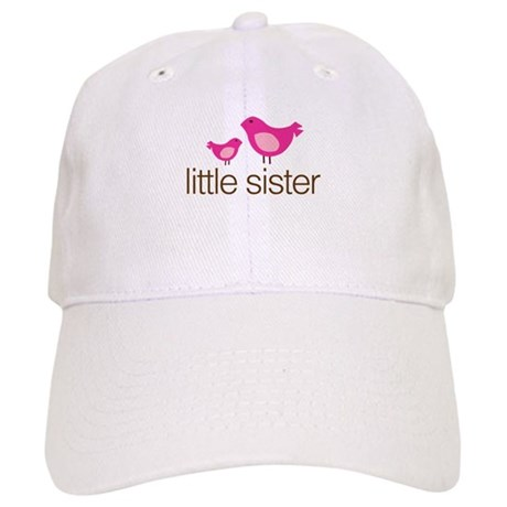 little sister t-shirts matching Cap