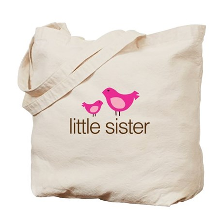 little sister t-shirts matching Tote Bag