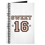 Sweet 16 Journal