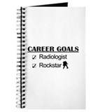 Radiologist Career Goals - Rockstar Journal
