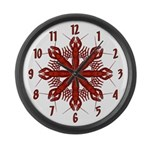 Crawfish Large Wall Clock