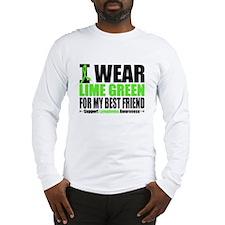 IWearLimeGreen Best Friend Long Sleeve T-Shirt