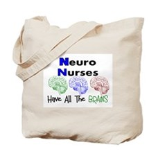 More Nurse Tote Bag