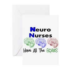 More Nurse Greeting Cards (Pk of 20)