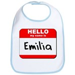 Hello my name is Emilia Bib