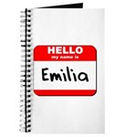 Hello my name is Emilia Journal