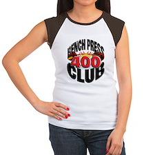 BENCH PRESS 400 CLUB Tee