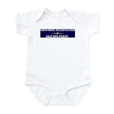 MIDWIFERY STUDENTS for McCain Infant Bodysuit