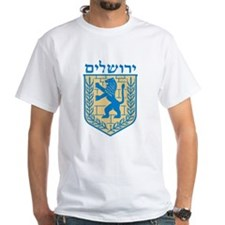 Jerusalem Coat of Arms Shirt