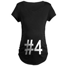 #4 birth order baby number four T-Shirt