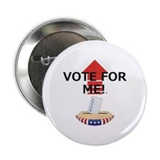 "Vote for Me 2.25"" Button (100 pack)"