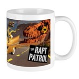 Rapt Patrol 5 Small Mug