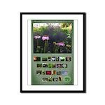 Ginger Hawver Framed Panel Print