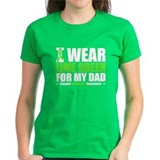 I Wear Lime Green Dad Tee
