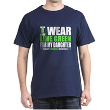 IWearLimeGreen Daughter T-Shirt