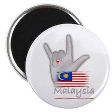 I Love You - Malaysia - Magnet
