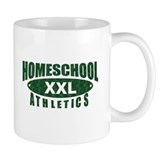 Homeschool XXL Athletics Gree Mug