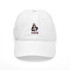 Vote! Baseball Cap