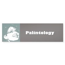 Palintology Bumper Sticker (50 pk)