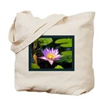 Nymphaea sp Tote Bag