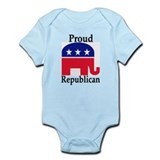 Proud Republican Onesie