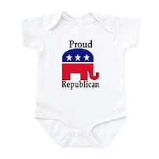 Proud Republican Onesie