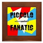 Piccolo Fanatic Framed Tile