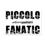 Piccolo Fanatic Mini Poster Print