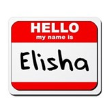 Hello my name is Elisha Mousepad