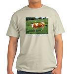 Outstanding Ash Grey T-Shirt