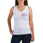 NO VOTE #3 Women's Tank Top