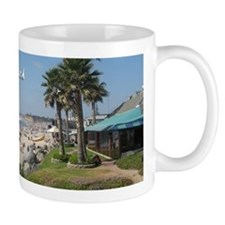 Del Mar City Beach Mug
