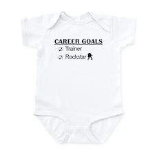 Trainer Career Goals - Rockstar Infant Bodysuit