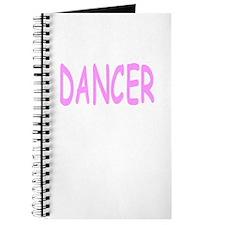 Cute Dancer Journal