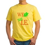 We Run This (Orange/Green) T