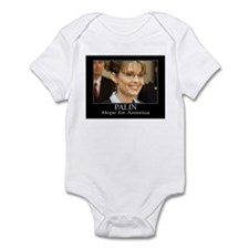 Hope for America Infant Bodysuit