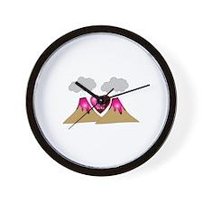 I Lava You Wall Clock