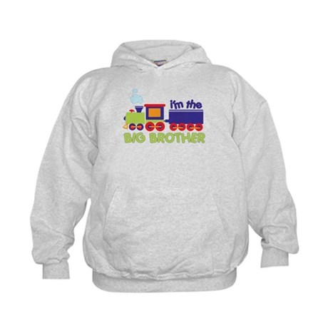train big brother t-shirts Kids Hoodie