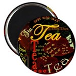 Tea Dark Magnet