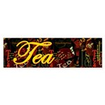 Tea Dark Bumper Sticker